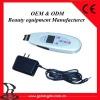 B-5533 Mini ultrasonic skin scrubber LCD screen