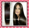 BEST QUALITY factory price 100% human hair weft