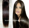 BEST SELLING TOP quality low price silky straight hair weft