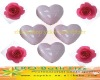 Bath Fizzle Love Heart Bath Set