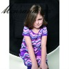 Beautiful and shoulder length silky straight wave synthetic wigs for children