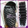 Beautiful deep wave Indian remy human hair