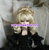 Beauty synthetic doll wig