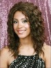 Beauty wave hair wig high quality indian vrigin remy human hair