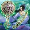Belles' Compact Mirror