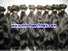 "Best quality 18"" 1b# natural straight orginal virgin Brazilian human hair,accept paypal"