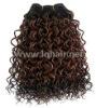 Best quality Wavy hair weft; virgin remt hair