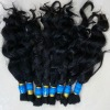 Best quality brazilian loose deep wave hair bulk