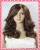 Big Curl 16 inch 4# color Indian Remy human hair extension
