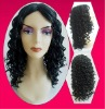 Body wave noble synthetic hair full lace wig