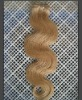 Body wave vietnam wefted hair