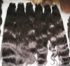 Braiding virgin russian hair extensions