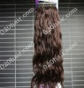 Brazilain remy hair extension color4#