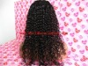 "Brazilian 18"" human hair full lace wig accept paypal"