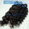 Brazilian Virgin hair extension product deep wavy