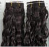Brazilian human hair,100% real hair