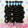 Brazilian human hair,natural black hair extension,lady's elegant hair , hair bulk ,top quality,reasonable price