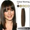 Brazilian silky straight remy hair weaving(100% human hair)