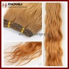 Brilliant Chestnut Indian Human Hair Weave