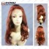 Brilliant Colored Full Lace Wig