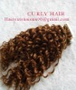 CURLY INDIAN SKIN WEFT / HUMAN HAIR WEFT - PU WEFT - SEMALESS WEFT
