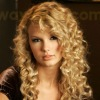 Celebrity taylor swift european hair wig