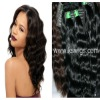 Change the color freely remy human hair natural wave