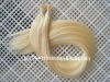 Charming top quality silky straight 100% virgin Peruvian pre-tipped hair extension human waving/weft per bonded I tip nail