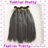Cheap!!!! grade aaaa virgin human hair natural color silky straight hair extension paypal accepted