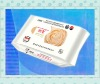 China wet tissue wipes