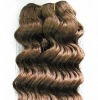 Chinese remy  stright /deep/ body  curl human hair weaving