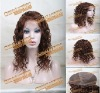 Chinese vrigin hair  full lace wig