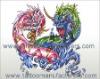 Color Transfer Tattoos