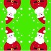 Colorful Christmas  napkins