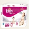 Comfortable baby diaper
