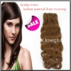 Comfortortable and low price indian hair extension