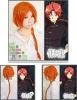 Cosplay Gintama Kamui cosplay wig