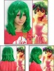 Cosplay Macross Frontier Ranka Lee cosplay wig
