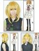Cosplay Vampire Knight Touya Rima cosplay wig