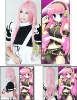 Cosplay Vocaloid Luka cosplay wig