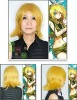 Cosplay Vocaloid Rin cosplay wig A