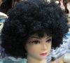 Costume Wig Afro Celebrity Wig  Black