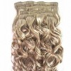 Curly Clip in hair extension