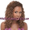Custom designed 100% human hair wig