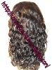 Custom designed indian full lace wig