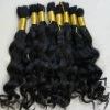 Cuticle free virgin peruvian hair natural color