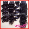 Deep Wave Human Hair Weaving