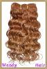 Deep water hair weave