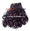 Deep wave hair weave 100% Indian hair