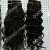 Deep wave human hair for braiding